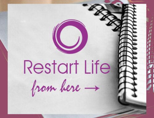 H Restart life κάθε μήνα θα ανεβάζει μια άσκηση ενσυνειδητότητας για αρχάριους, μέσους και προχωρημένους.